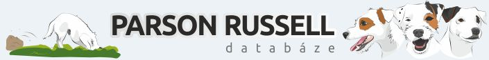 Databáze Parson Russell Terrierů