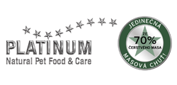 Platinum Natural - dry food, paté and snacks for dogs