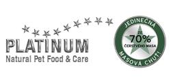 Platinum Natural - suché krmivo, paštiky a pamlsky pro psy